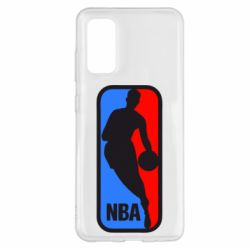 Чохол для Samsung S20 NBA