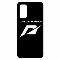 Чехол для Samsung S20 Need For Speed Logo