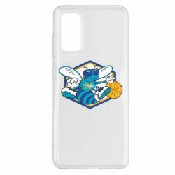 Чохол для Samsung S20 New Orleans Hornets Logo