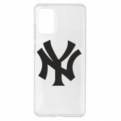 Чохол для Samsung S20+ New York yankees