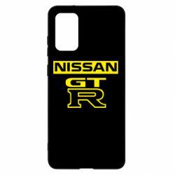 Чохол для Samsung S20+ Nissan GT-R