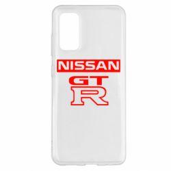 Чохол для Samsung S20 Nissan GT-R