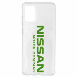 Чохол для Samsung S20+ Nissan Motor Company
