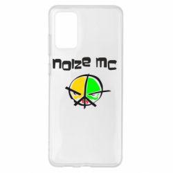 Чохол для Samsung S20+ Noize MC Logo