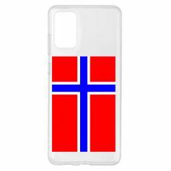 Чохол для Samsung S20+ Норвегія