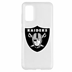 Чохол для Samsung S20 Oakland Raiders