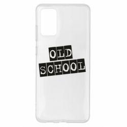 Чохол для Samsung S20+ old school