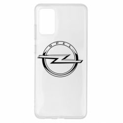 Чохол для Samsung S20+ Opel logo