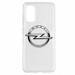 Чохол для Samsung S20 Opel logo