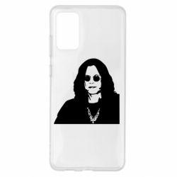 Чохол для Samsung S20+ Ozzy Osbourne особа