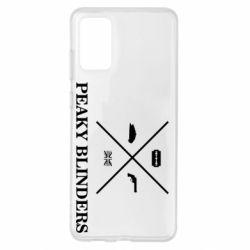 Чохол для Samsung S20+ Peaky Blinders I