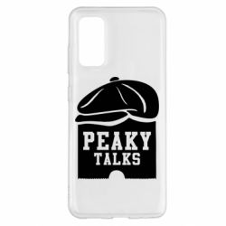 Чехол для Samsung S20 Peaky talks