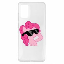 Чехол для Samsung S20+ Pinkie Pie Cool