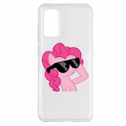 Чехол для Samsung S20 Pinkie Pie Cool