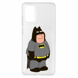 Чохол для Samsung S20+ Пітер Гріффін Бетмен