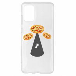 Чохол для Samsung S20+ Pizza UFO