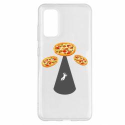 Чохол для Samsung S20 Pizza UFO