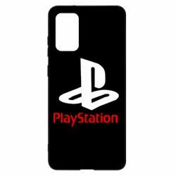 Чохол для Samsung S20+ PlayStation