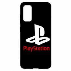 Чохол для Samsung S20 PlayStation