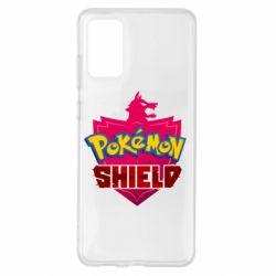Чохол для Samsung S20+ Pokemon shield