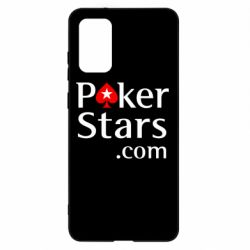 Чохол для Samsung S20+ Poker Stars