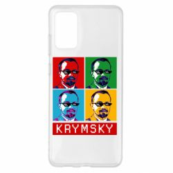Чохол для Samsung S20+ Pop man krymski