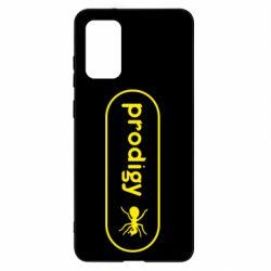 Чохол для Samsung S20+ Prodigy Логотип