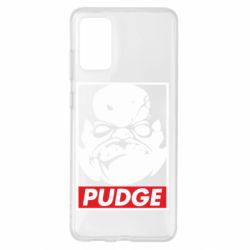 Чохол для Samsung S20+ Pudge Obey