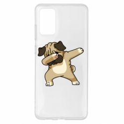 Чохол для Samsung S20+ Pug Swag