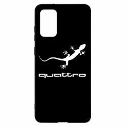 Чохол для Samsung S20+ Quattro
