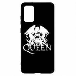 Чохол для Samsung S20+ Queen