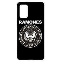 Чохол для Samsung S20+ Ramones