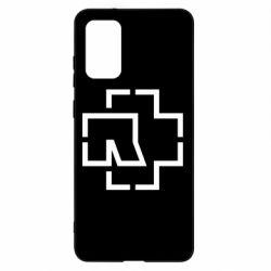 Чохол для Samsung S20+ Ramshtain logo