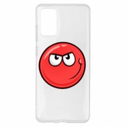 Чохол для Samsung S20+ Red Ball game