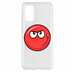 Чохол для Samsung S20 Red Ball game