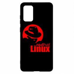 Чохол для Samsung S20+ Redhat Linux