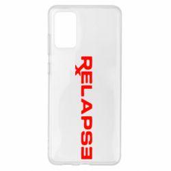 Чохол для Samsung S20+ Relapse Eminem