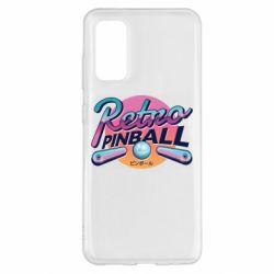 Чохол для Samsung S20 Retro pinball