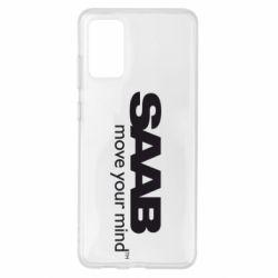 Чохол для Samsung S20+ SAAB