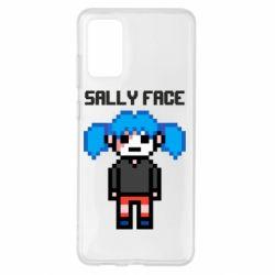 Чохол для Samsung S20+ Sally face pixel