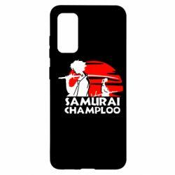 Чохол для Samsung S20 Samurai Champloo
