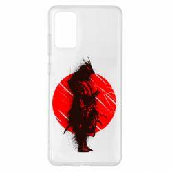 Чохол для Samsung S20+ Samurai spray