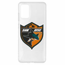 Чохол для Samsung S20+ San Jose Sharks