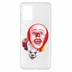 Чохол для Samsung S20+ Scary Clown