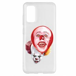 Чохол для Samsung S20 Scary Clown