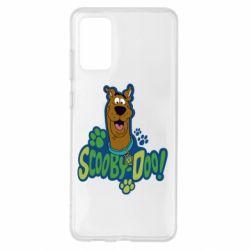 Чехол для Samsung S20+ Scooby Doo!