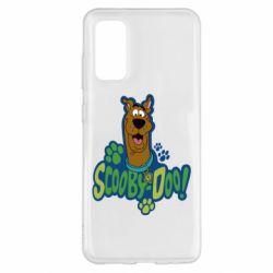 Чехол для Samsung S20 Scooby Doo!