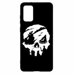Чохол для Samsung S20+ Sea of Thieves skull
