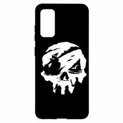 Чохол для Samsung S20 Sea of Thieves skull