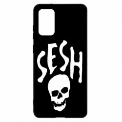 Чехол для Samsung S20+ Sesh skull